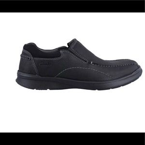 🆕 NWT! Clark's Cordell Step Black Loafers